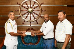 JSW-Apparels-donates -Navy-against-COVID-19